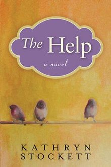 """Cover of the book """"The Help"""""""