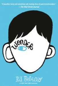 """Book, """"Wonder"""""""