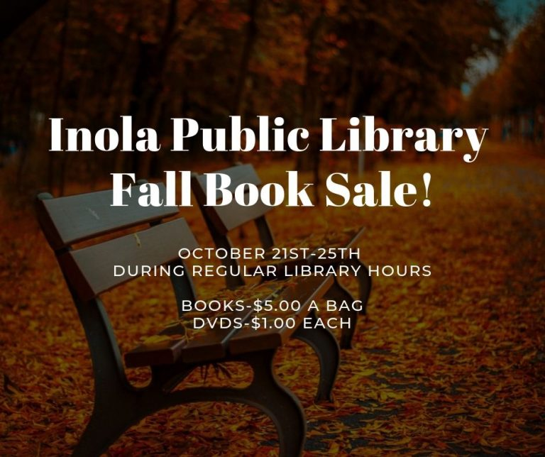 Fall Book Sale Image